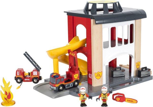 Brio World 33833 - Brannstasjon