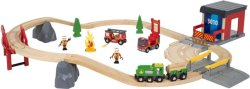 Brio World 33817 - Brann og redning