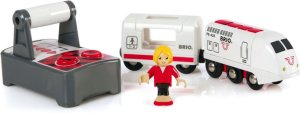 Brio World 33510 -  Fjernstyrt passasjertog
