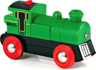 Brio World 33595 - Batteridrevet lokomotiv