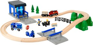 Brio World 33845 - Redningsteamsett