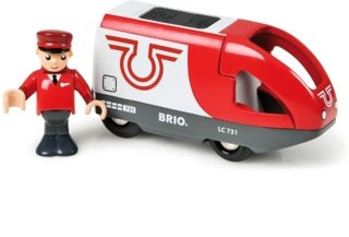 Brio World 33504 - Batteridrivet persontog