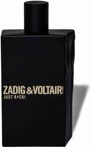 Zadig & Voltaire Just Rock gavesett 50ml EdT + 100ml shower gel