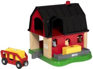 Brio World 33936 - Smart Tech Bondgård