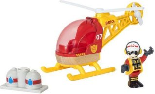 Brio World 33797 - Brannhelikopter