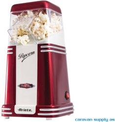 Popcornmaskin retro