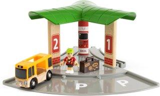 Brio World 33427 - Busstasjon