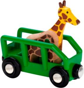 Brio World 33724 - Safari, giraff