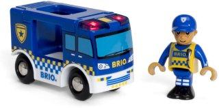 Brio World 33825 - Politibil