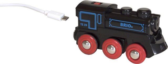Brio World 33599 - Oppladbart lokomotiv