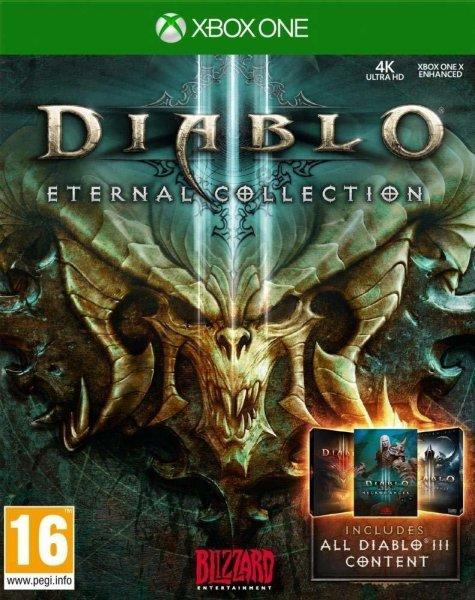 Diablo III: Eternal Collection til Xbox One