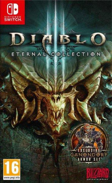 Diablo III: Eternal Collection til Switch