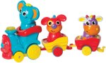 Playgro Jerrys Class Fun Friends Choo Train