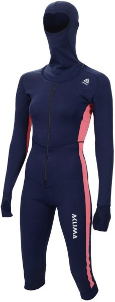 Aclima WarmWool Overall 3/4 (Dame)