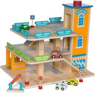 Woodlii Parkeringsgarasje (3 Etasjer)