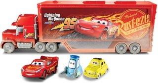 Disney Cars Fireball Beach Race Mack Hauler