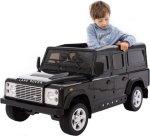 Land Rover Defender Elbil