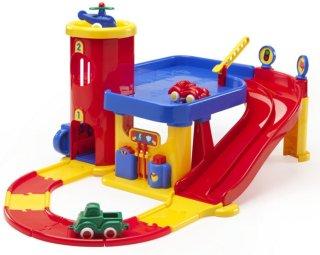 Viking Toys Veisett m/garasje