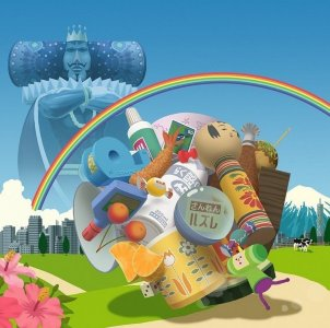 Katamari Damacy Reroll til Switch