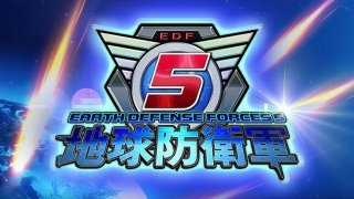 Earth Defense Force 5 til Playstation 4