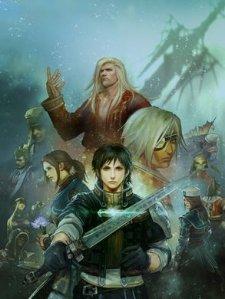 The Last Remnant Remastered til Playstation 4