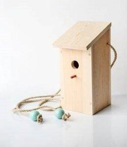 Fuglekasse, byggesett