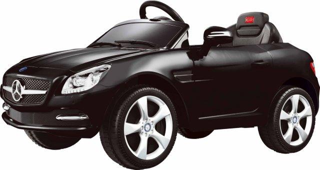 Mercedes Benz SLK Elbil