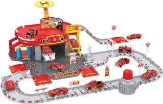 Alex's Garage Parkeringshus Brannstasjon