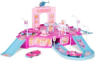 Alex's Garage Parkeringshus City Pink