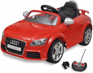 Audi TT RS Elbil m/fjernkontroll