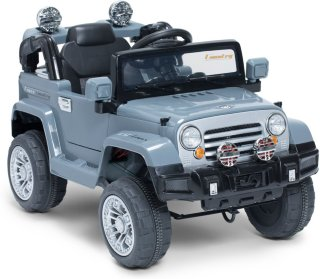 Alex's Garage Jeep Elbil