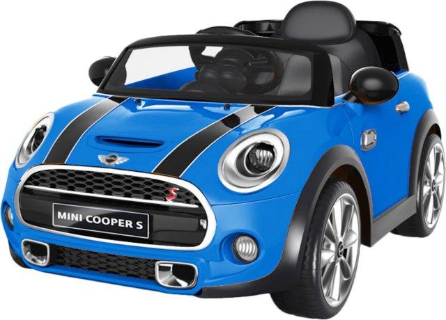 Mini Cooper Hatch Elbil