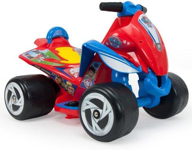 Injusa Paw Patrol 6V Firhjuling