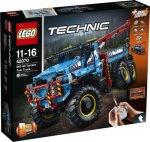 LEGO Technic 42070 All Terrain Tow Truck