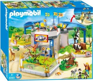 Playmobil 4093 City Life Dyrehage