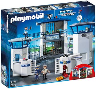 Playmobil City Action 6919 Fengsel