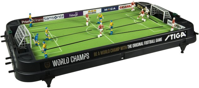 Stiga World Champs 2018 Sverige-Danmark