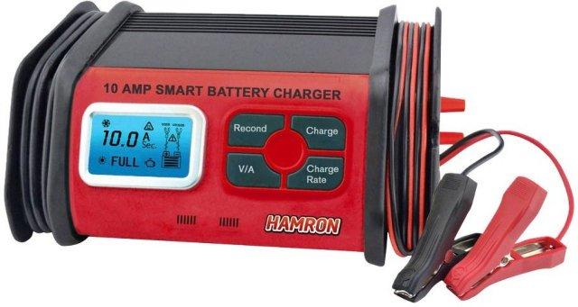 Hamron Batterilader 12V 10A