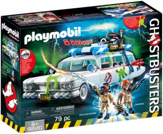 Playmobil Ghostbusters 9220 Ecto-1