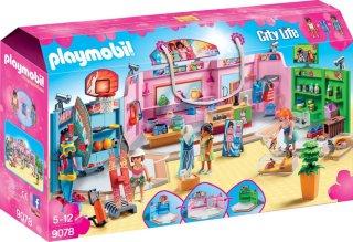 Playmobil City Life 9078 Shoppingsenter
