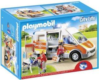 Playmobil City Life 6685 Ambulance