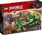 LEGO Ninjago 70641 Nightcrawler