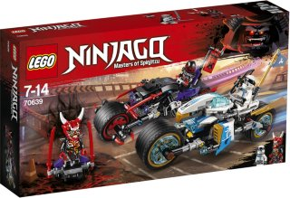 LEGO Ninjago 70639 Street Race of Snake Jaguar