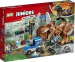 LEGO Juniors 10758 T. Rex Flukt