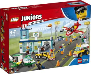 LEGO Juniors 10764 City Flyplass