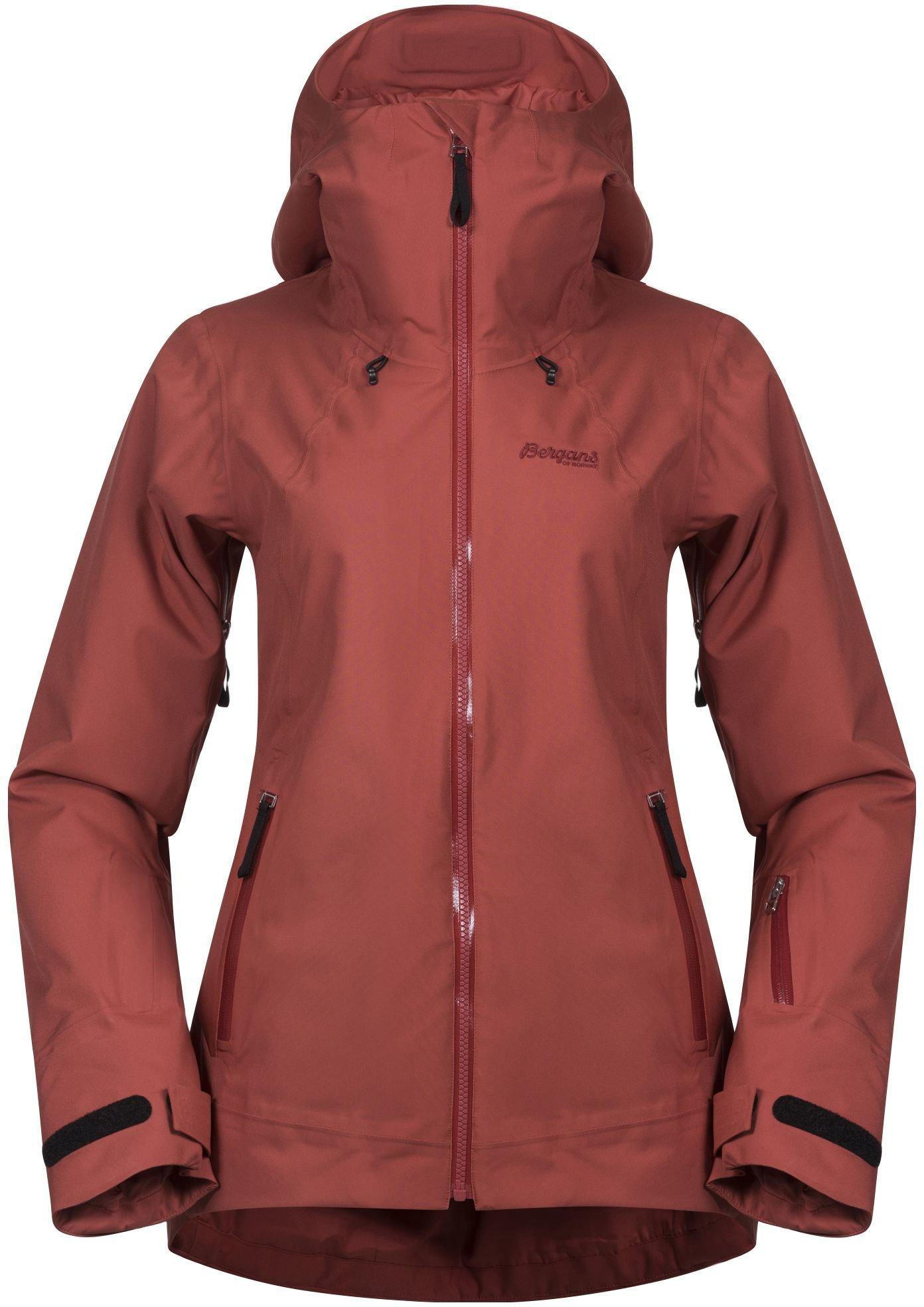 Best pris på Bergans Stranda Softshell Lady Jacket (Dame