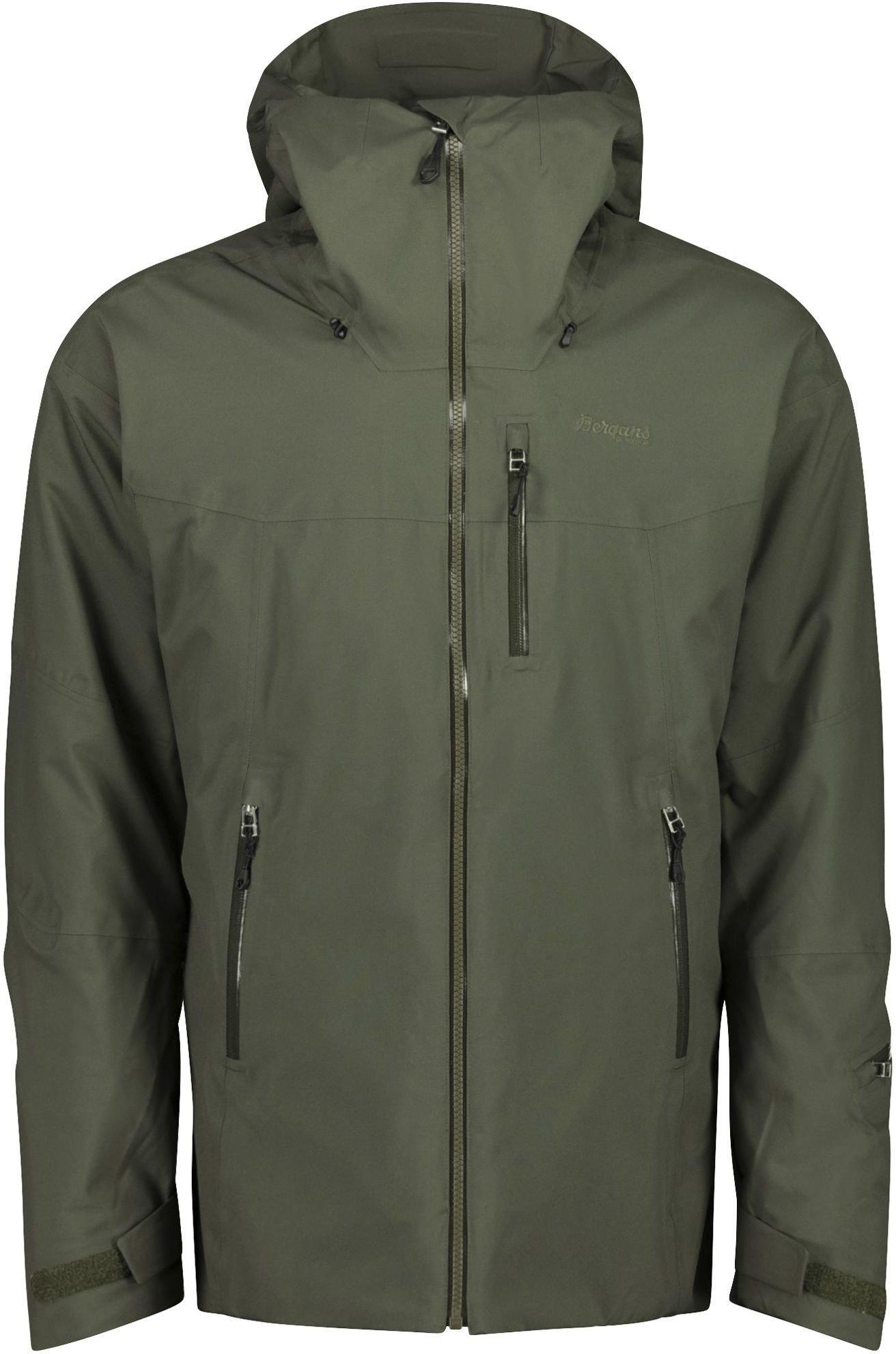 Best pris på Bergans Haglebu Insulated Jacket (Herre) Jakker