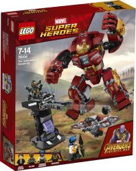 LEGO Marvel Super Heroes 76104 Hulkbuster Smash-Up
