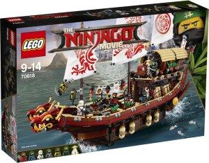 LEGO Ninjago 70168 Destiny's Bounty