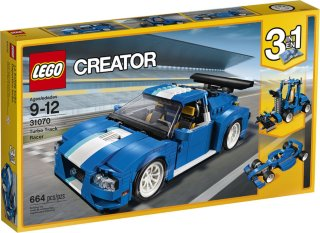 LEGO Creator 31070 Turboracer